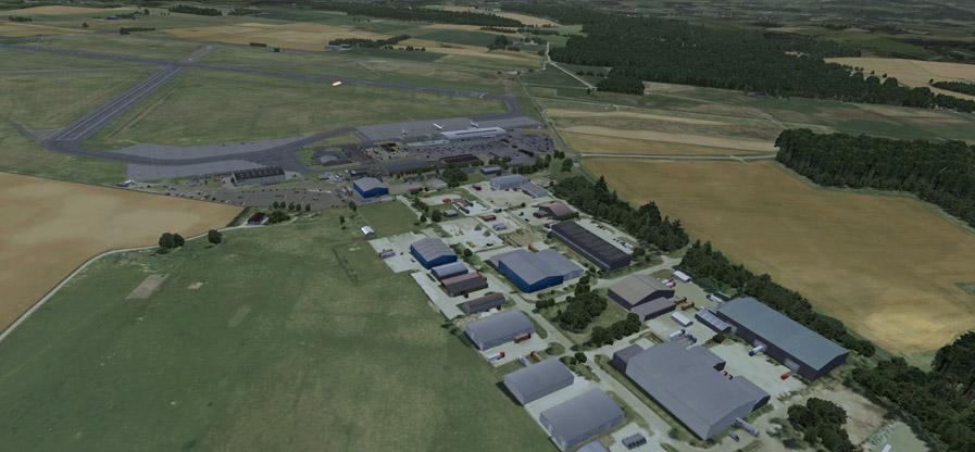 Microsoft Flight Simulator X: Steam Edition - Inverness